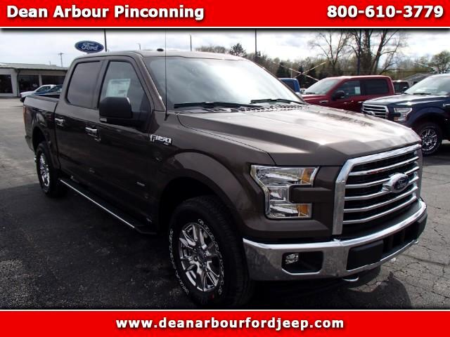 2017 Ford F-150 XLT SuperCrew 6.5-ft Box 4WD