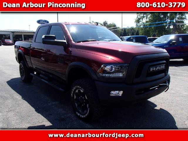 2017 RAM 2500 Power Wagon Crew Cab SWB 4WD