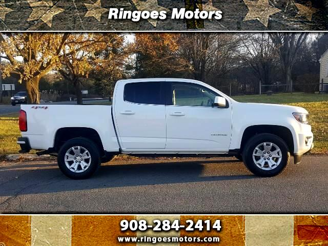 2015 Chevrolet Colorado LT Crew Cab 4WD Short Box