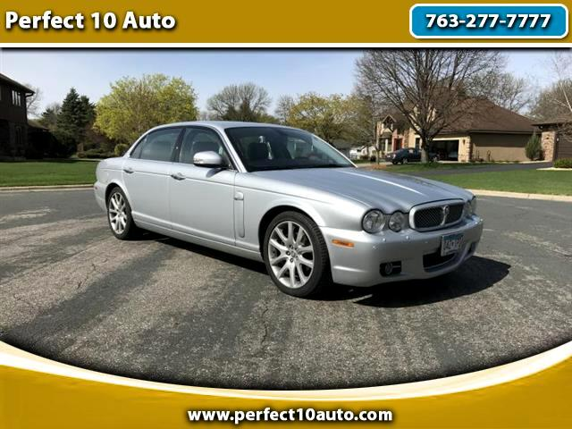 2008 Jaguar XJ-Series XJ8L