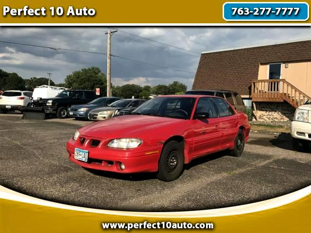 1997 Pontiac Grand Am GT sedan