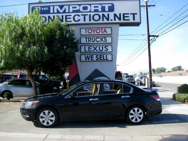 2008 Honda Accord EX-L Sedan AT