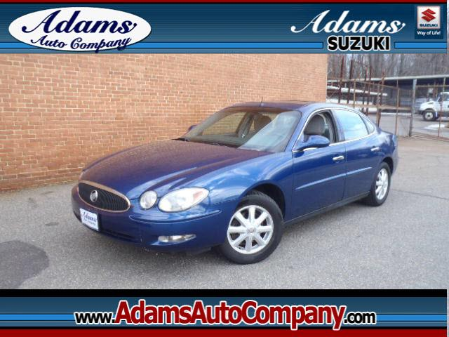 2005 Buick LaCrosse Heres a nice well maintained car with all the ride  room you could ask forL
