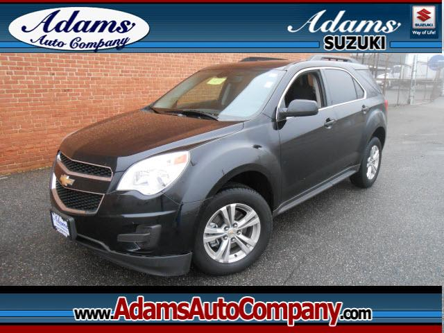 2010 Chevrolet Equinox When GM updated to the new Equinox they made a BIG hit StylishRoomyS