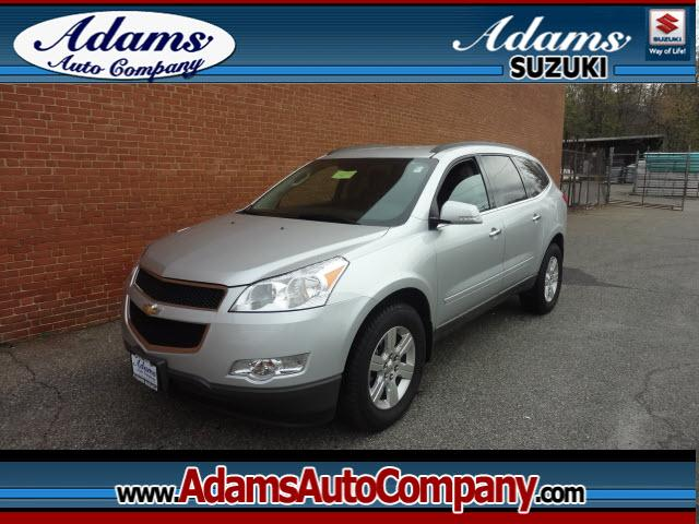 2012 Chevrolet Traverse Weve got the perfect Family vehicle for you Great on g