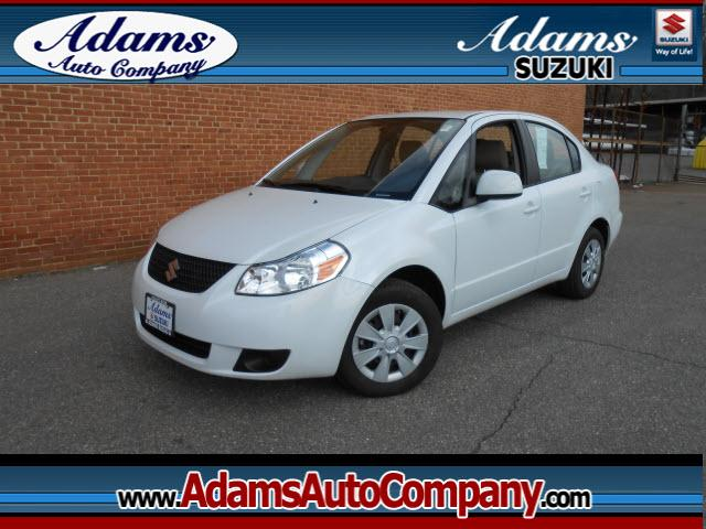 2012 Suzuki SX4 Adams is proud to offer you this ADAMS QUALITY ASSURED PRE-OWNED VEHICLE We know th