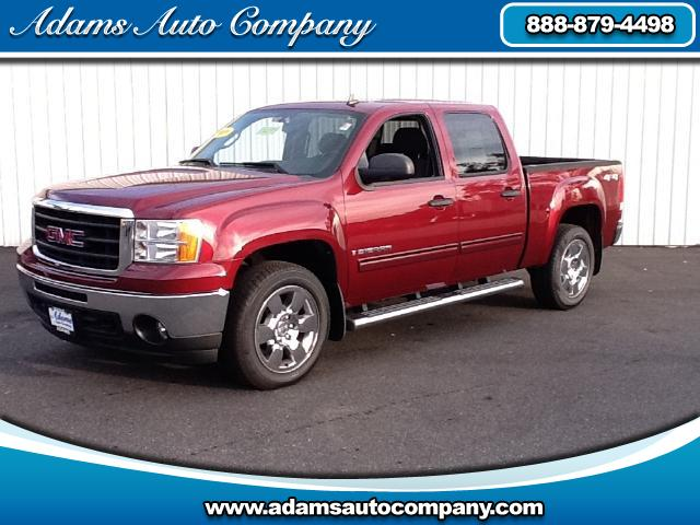 2009 GMC Sierra 1500 Wow If youre considering a truck for yourself then you NEED to check this o