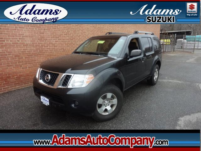 2008 Nissan Pathfinder Need a 3rd row SUV Just traded this one inPriced to sell and low low