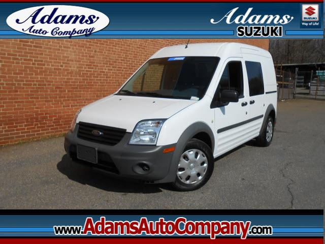 2010 Ford Transit Connect One of the most popular work vans on the market With gas prices going up