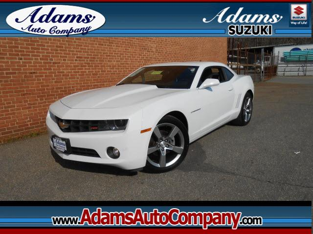 2011 Chevrolet Camaro Just in this LT1 w RS pkgDrive in fun with this beautiful CamaroJust pu