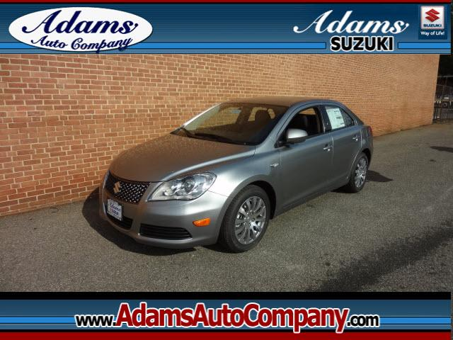 2013 Suzuki Kizashi All prices after all factory rebates Taxes  Tags Visit Adams Auto Company on