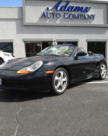 2002 Porsche Boxster Wow If youre one of those people who enjoy  Real Engineering and perform