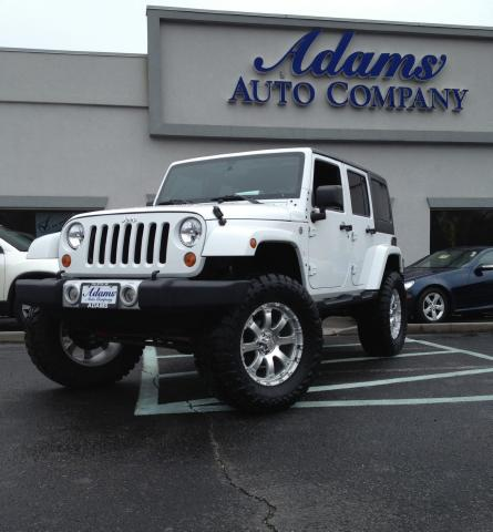 2012 Jeep Wrangler Unlimited in Fallston