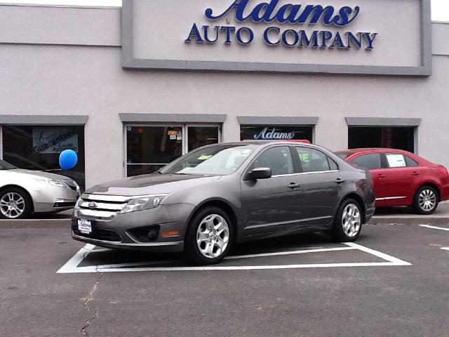 2010 Ford Fusion Need a good gas mileage car with great room Check out the Ford Fusion Heres