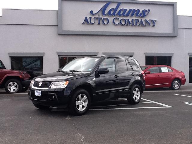 2008 Suzuki Grand Vitara Just inLow miles on this Grande VitaraSafety