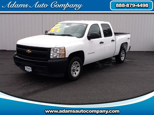 2011 Chevrolet Silverado 1500 Need a truck that hauls everything MulchWoodFunitureKids