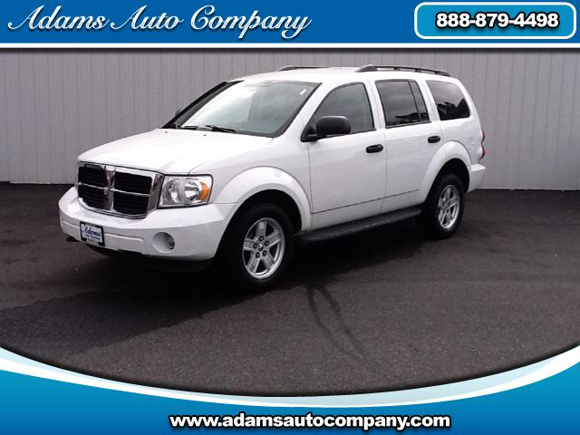2009 Dodge Durango Heres a great deal on one of the most popular SUVs ever made Dodge has always