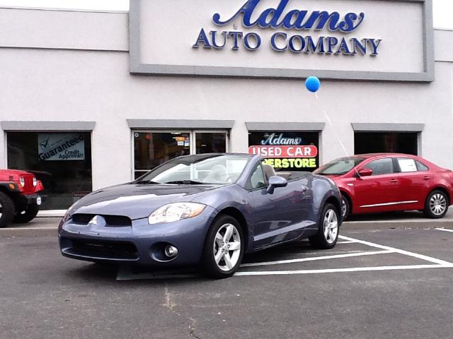2007 Mitsubishi Eclipse Just tradedHave TONS-A-FUN without breaking the bankJust get in and d