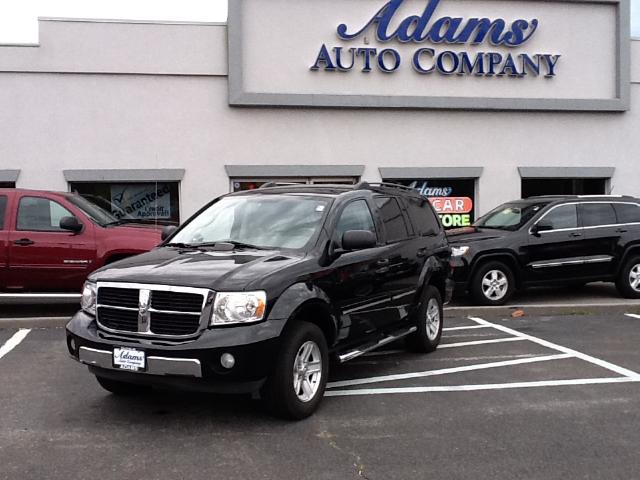 2007 Dodge Durango Just inLTD Durango with a HEMI Wow what a great SUV for the familyDV