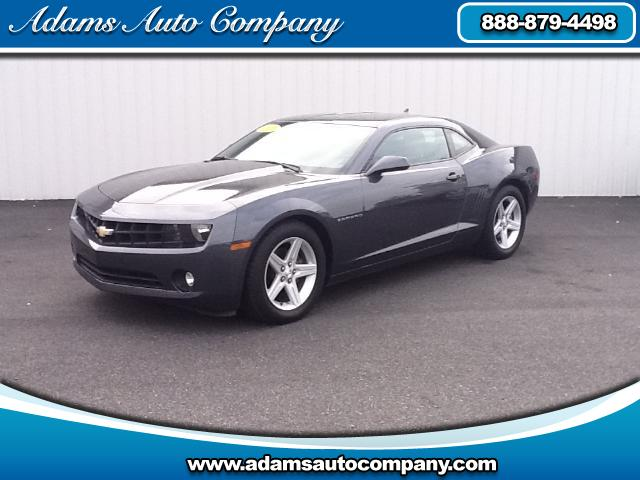 2011 Chevrolet Camaro Start out the Fall right in your new Camaro Cpe See what everyones having