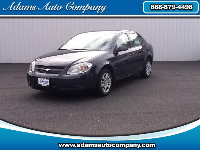 2009 Chevrolet Cobalt One of Chevys best all around gas-sippersThis Cobalt has gone thru GMs 120