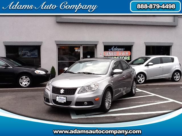 2010 Suzuki Kizashi Certified with 120 point inspectionReady for the BONUS 1yrs MAINTENANCE
