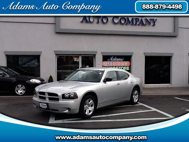 2008 Dodge Charger Adams is offering this Dodge Charger from our inventory of pre-screened certified