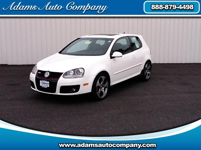 2009 Volkswagen GTI Visit Adams Auto Company online at wwwadamsautocompanycom to see more pictures