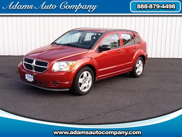 2009 Dodge Caliber 120 point certification and is ready for years of enjoymentReady for the BONUS