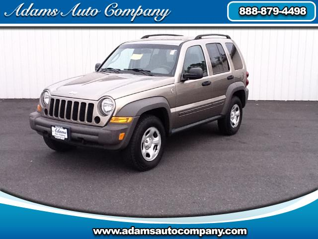 2006 Jeep Liberty Certified with 120 point inspectionReady for the BONUS