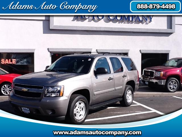 2008 Chevrolet Tahoe Need ROOM But dont want a SuburbanTahoes the way to go3RD row when y