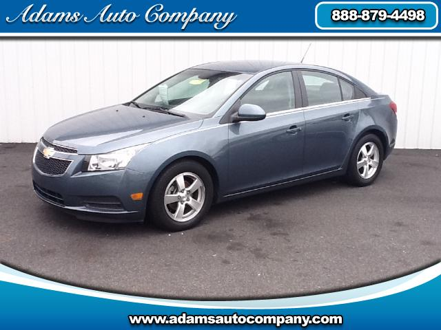 2012 Chevrolet Cruze Room Fuel Economy Comfort SAFETY GM Certified with 120 point inspection