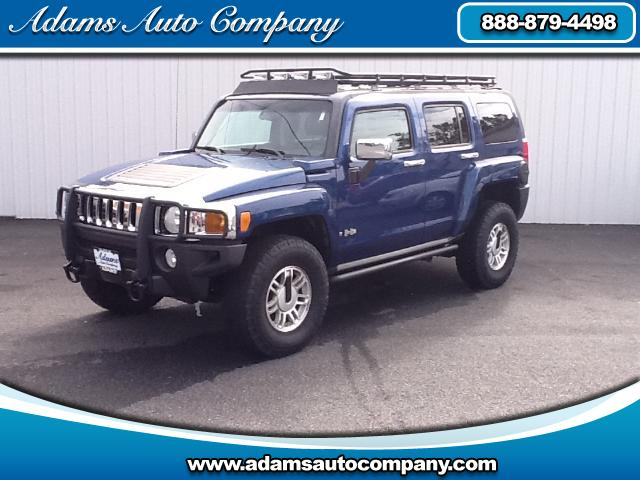 2006 HUMMER H3 Have you always wanted that Hummer you saw on the road that someone else is enjoying