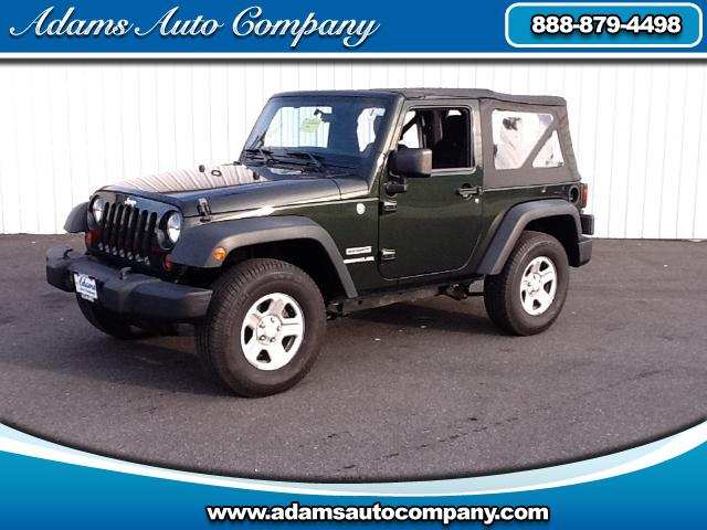 2011 Jeep Wrangler If youve been looking HIGH-n-LOW for a wrangler with AUTO TRANS but cant find o
