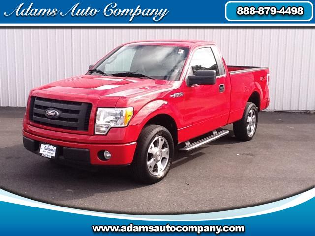 2010 Ford F-150 If you need a TRUCK but dont need a GAS GUZZLER to haul a 3TON trailer then heres