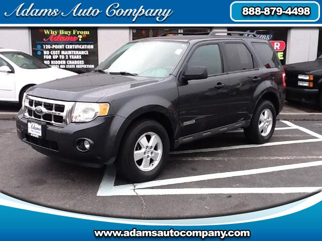 2008 Ford Escape Just tradedFor the 2nd TimeLoyal Adams customer loves to deal with usA G