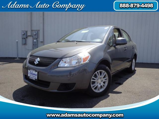 2012 Suzuki SX4  100000 MILE WARRANTY YOU ARE COVERED POWER EQUIPPED CD AUTO TRANS  GREAT LIT