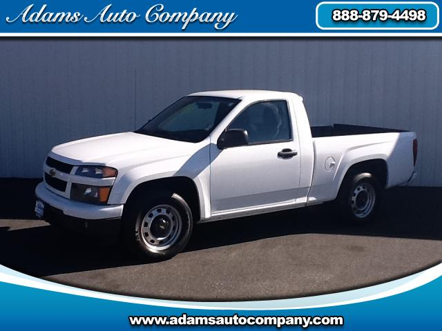 2011 Chevrolet Colorado GM Certified with 120 point inspectionThat means the best of 2 Warranties