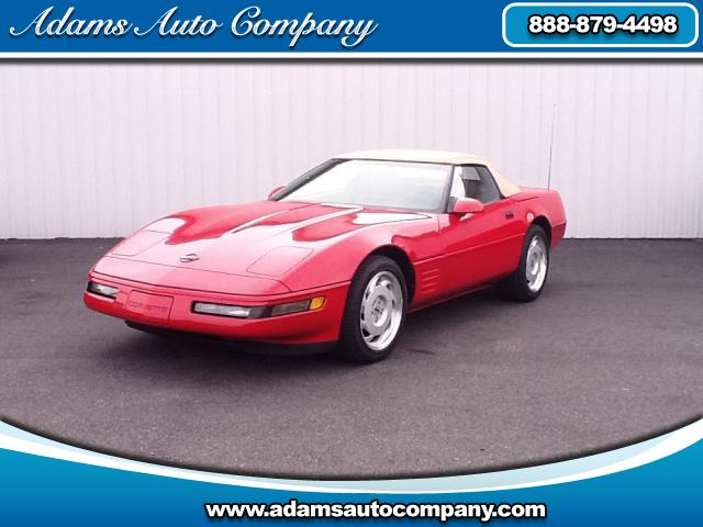1992 Chevrolet Corvette RAREThats the word used when you want to describe a hard to find GEM