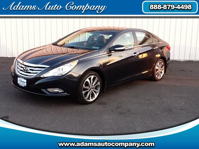 2013 Hyundai Sonata WOW This is just a NICE carLOWLOW milesLike newStill under FULL