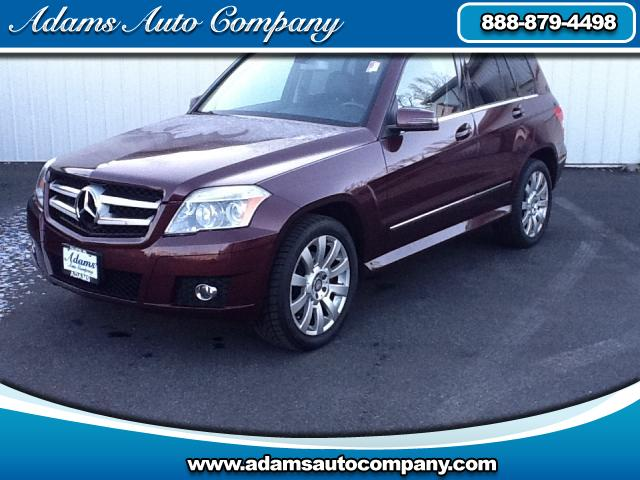 2010 Mercedes GLK-Class Enjoy one of the BEST SUVs on the market todayMercedes Benz has been bui