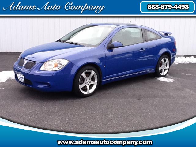 2008 Pontiac G5 Check out this LOADED G5Pontiacs version of the Cobalt SSDriving has never