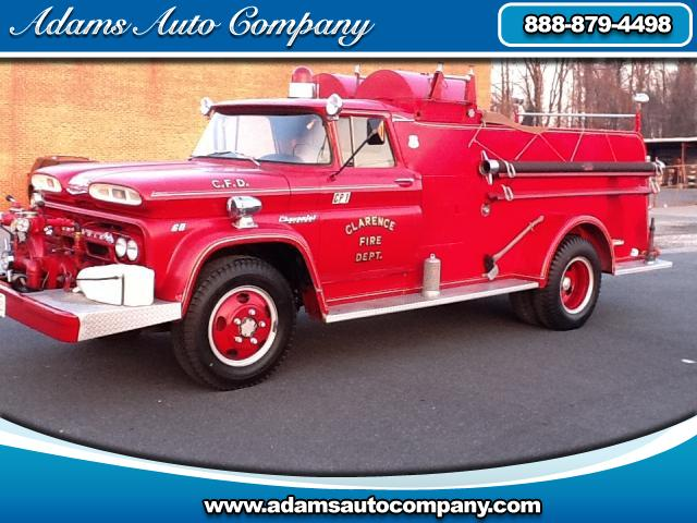 1960 Chevrolet Trucks CK 20 Visit Adams Auto Company online at wwwadamsautocompanycom to see more