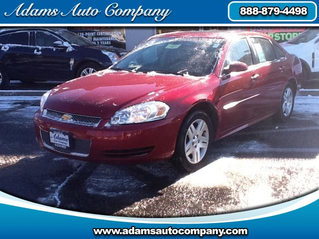 2013 Chevrolet Impala WHY pay New Car prices when you can save THOUSANDS  on a GM Certified Ca