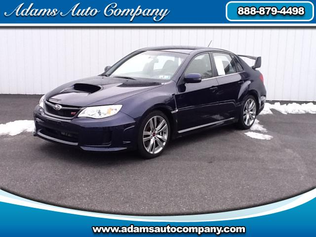 2013 Subaru Impreza WRX HARD-2-FIND WRX 6spd1ownerReady for a new homeCould it be YOU