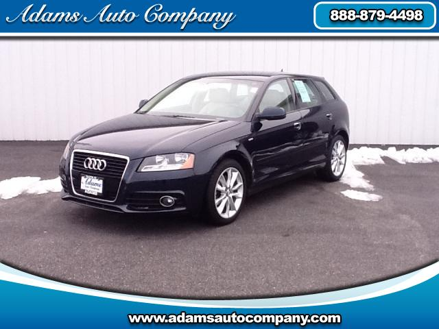2011 Audi A3 AUDI has been building some of the best vehicles in the world for years and continues t