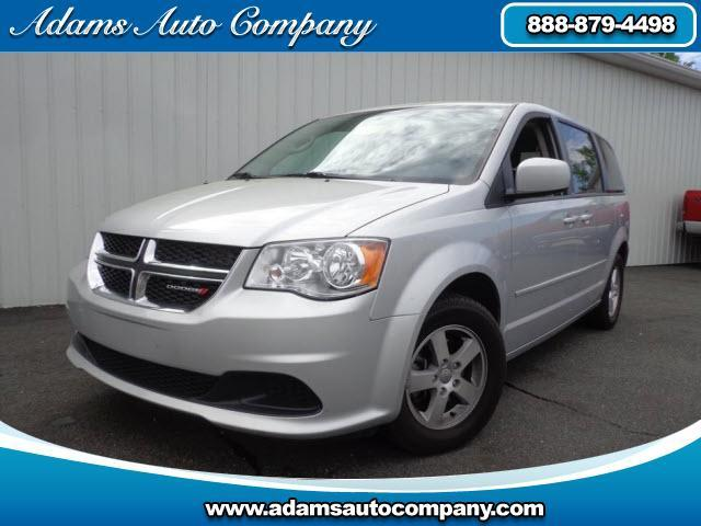 2012 Dodge Grand Caravan This vehicle is another example of the Adams Auto Company commitment to sto