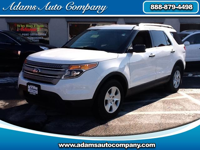 2013 Ford Explorer 120 point certification and is ready for years of enjoymentReady for the BONUS