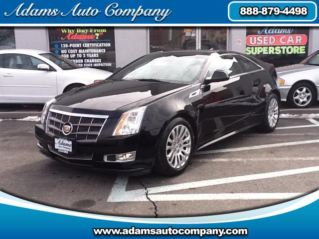 2011 Cadillac CTS JUST ARRIVED Visit Adams Auto Company online at wwwadamsautocompanycom to see