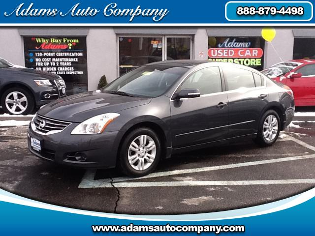 2011 Nissan Altima LOCAL TRADE keyless start and push button entry means luxury and conveinence25